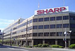 sharp本社