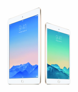 iPad Air2_mini3