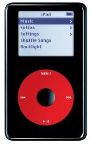 iPod U2 Special Edition 表