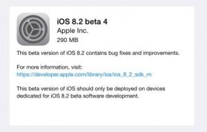 iOS8.2beta4