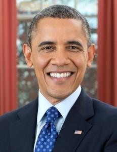 アメリカ大統領 バラク・オバマ