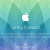 Apple SP Event Spring Forward