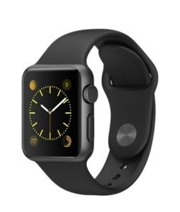 Apple Watch Sport スペースグレイモデル