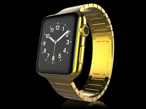 GoldgenieのApple Watchカスタマイズ