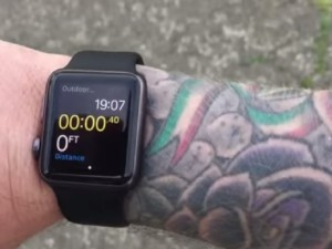 Apple Watch Tatoo Gate!