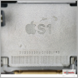 Apple Watch S1チップ