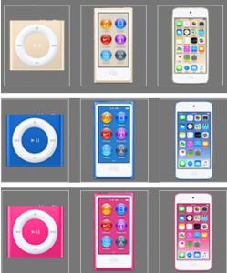 New iPod?