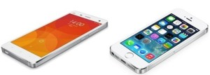 MI VS iPhone