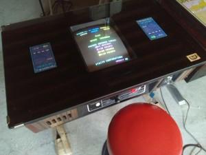テーブル型ゲーム筐体
