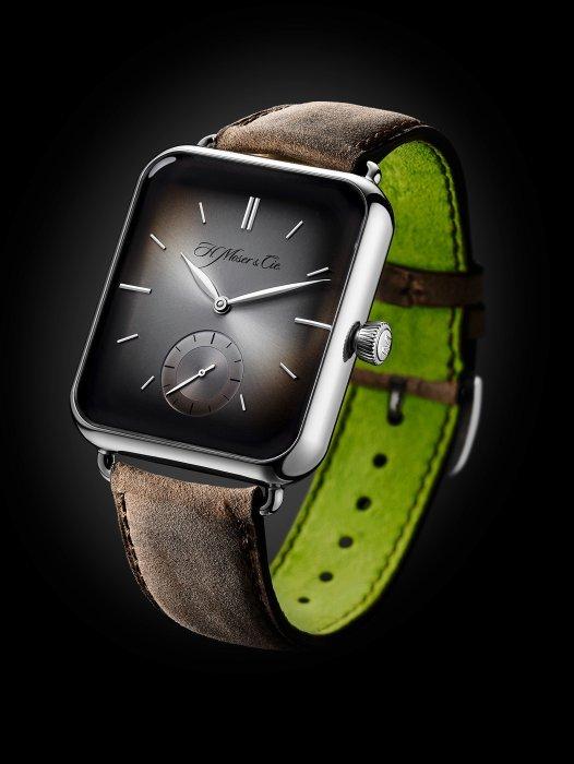 Appleユーザー、今昔物語:その364 スイスの高級時計メーカーがApple Watchをパクリ?