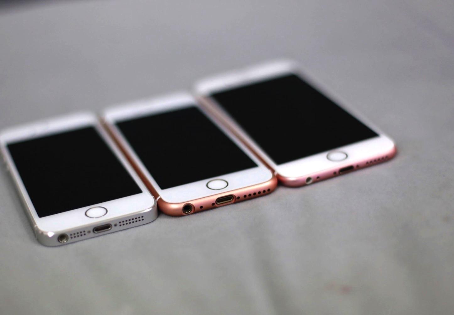 iPhone SE 偽物