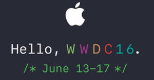 WWDC2016