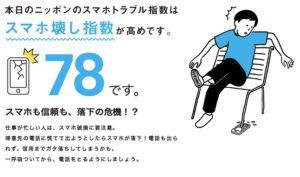 ニッポンのスマホトラブル予報