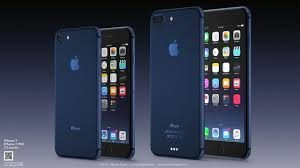 iPhone7 Blue?