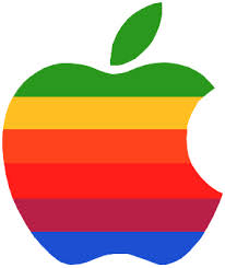 Apple old rogo